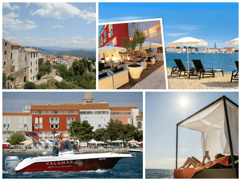Hold Sensommer ferie i Kroatien