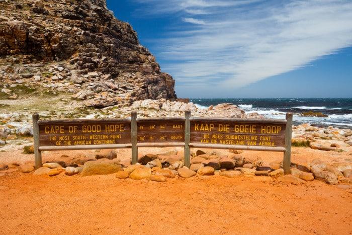 Rundrejser og safarirejser til Sydafrika hos Bravotours
