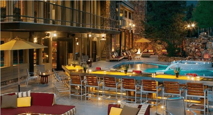 The Sky Hotel i Aspen i Colorado
