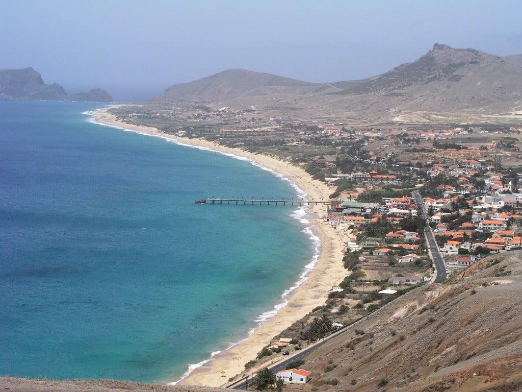 Besøg nogen af Europas bedste strande som Portugal