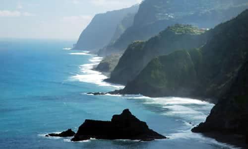 Madeiras utrolige vejr.
