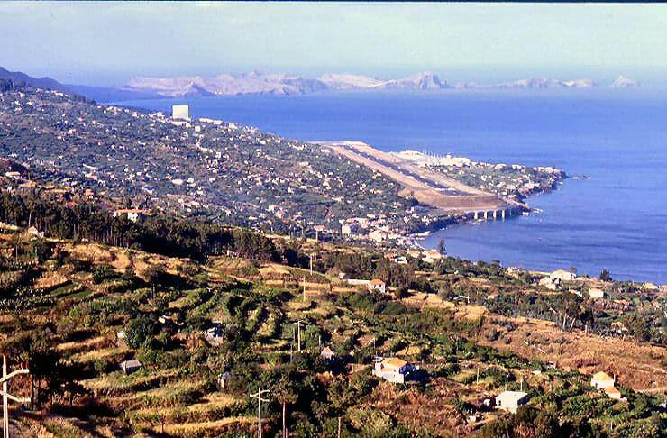 Flyv til Madeira