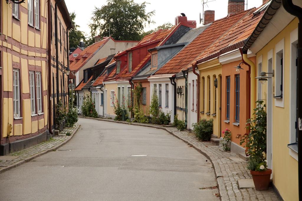 ystads gamle gader