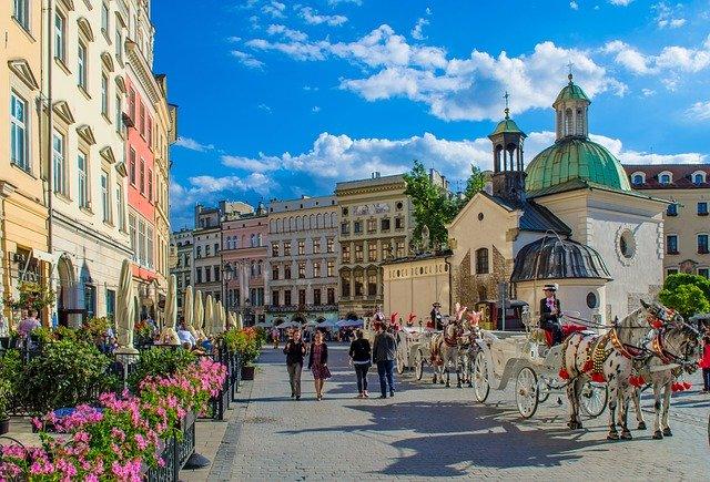 Krakow seværdigheder