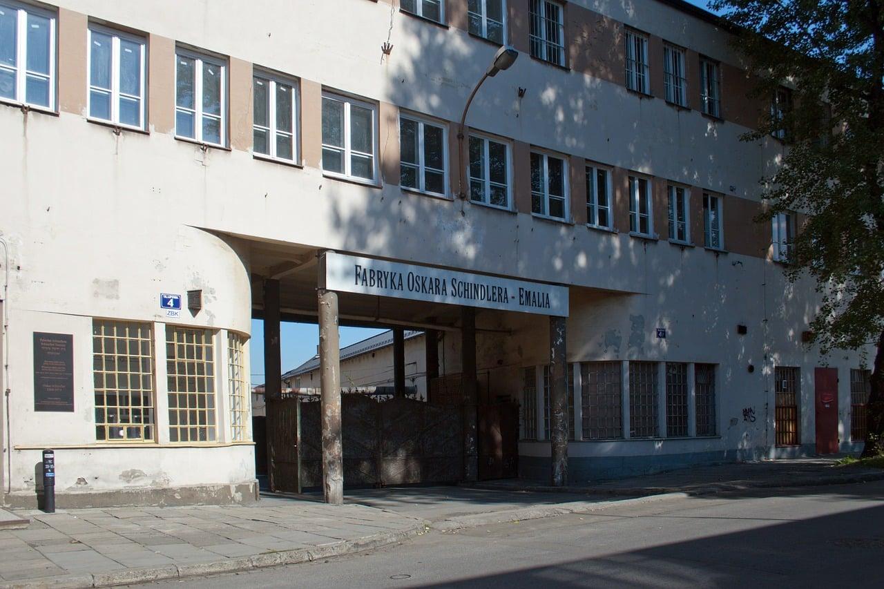 oskar schindler fabrik i krakow